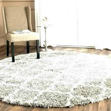 faux sheepskin rug area 8x10 grey