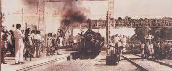 Image result for steam train at ernakulam station