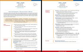 2 Pages Resume Format .