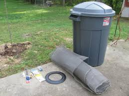 EcoJoes Rain water barrel fixin's