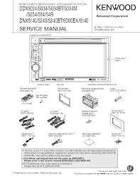 wiring diagram for kenwood ddx514 wiring image kenwood ddx5024 ddx5034 ddx5034bt ddx5034m ddx5054 ddx514 ddx54r on wiring diagram for kenwood ddx514