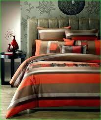 luxury duvet cover king duvet covers king burnt orange and gray bedding luxury comforter set queen