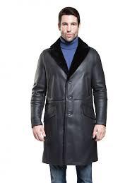 madison shearling coat