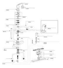 moen kitchen faucet parts