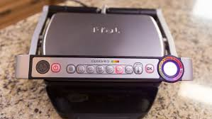 t fal optigrill review t fal s indoor grill cooks almost all by itself