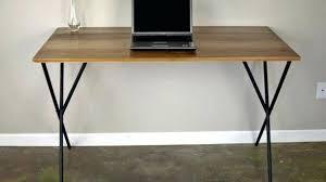 plan rustic office furniture. Industrial Modern Desk Walnut Slab Plan Rustic Office Furniture