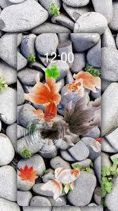 Goldfish 3D Live Wallpaper FREE for ...
