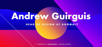 Anomaly Graphic Design Life Of Design Andrew Guirguis Life Of Thought Medium