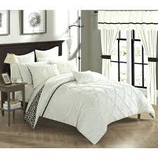 20 piece bedding set chic home piece bed in a bag beige comforter set home classics