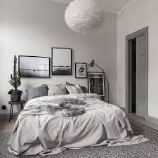 ... Engaging Grey Themed Bedroom In Interior Designs Minimalist Home Office Decorating  Grey Themed Bedroom Home Office ...
