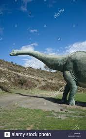 brachiosaurus size life size replica of brachiosaurus sauropod dinosaur valdecevillo