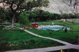 cliffrose lodge gardens. In This 1991 Photo, Founder Dale Dockstader Walks The Grounds Of Cliffrose Lodge \u0026 Gardens, Springdale, Utah,   Photo Courtesy Gardens N