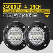 Truck Mounted Led Work Lights Compared To The Most Of Vehicle Led Work Lights On The