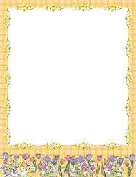 easter stationery printable stationery easter yahoo image search results