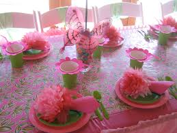 Fairy Birthday Party Decorations My Leisure My Life Isabellas 6th Fairy Birthday Party