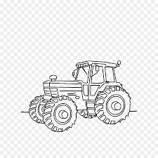 Car Tractor Fordson Kleurplaat Drawing Car Png Download 700900