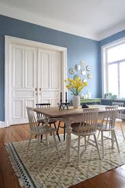 Schlafzimmer Farbe Dunkelblau Premium Wandfarbe Blau Graublau