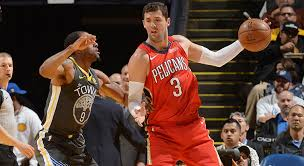 nikola mirotic. Modren Nikola 2018 Pelicans Playoff Profile Nikola Mirotic For R