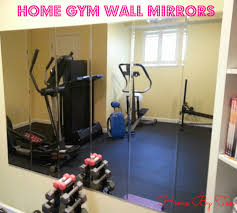 Diy Large Wall Mirror Home By Ten Cheap Home Gym Wall Mirrors Home Gym Pinterest