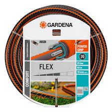 """<b>Шланг</b> для полива пятислойный <b>3/4</b>"""" L-<b>50 м</b> Flex Gardena купить ..."""