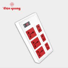 Ổ cắm Điện Quang ECO ĐQ ESK 6ECO ( 6 Lỗ ) - Đèn LED Điện Quang Chính Hãng
