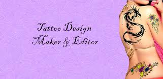 My Tattoo Design Maker Aplikace Na Google Play