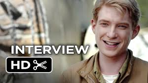 Please subscribe to thexvid.com/user/roxannabina ! Unbroken Interview Domhnall Gleeson 2014 Drama Movie Hd Youtube