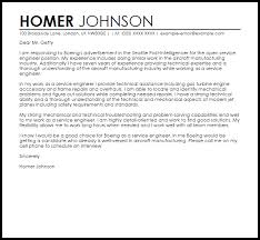 Johnson And Johnson Cover Letter Service Engineer Cover Letter Sample Cover Letter Templates Examples