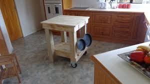 Diy Portable Kitchen Island How To Build A Kitchen Island Bench Youtube