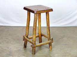 vintage wooden bar stools four vintage rustic wood bar stools antique wooden bar stools uk