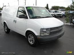 2003 Summit White Chevrolet Astro Commercial #45035931 | GTCarLot ...