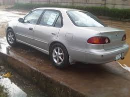 Super Clean Registered Toyota Corolla S 2002 Model For Sale ...
