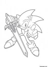 Small Picture 21 Sonic The Hedgehog Coloring Pages Free Printable Hedgehogs