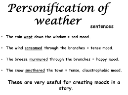 alan peat sentences  personification