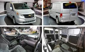 2015 Chevrolet Express Cargo - Information and photos - ZombieDrive