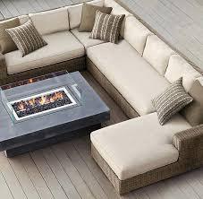 creative idea u shaped patio furniture l outdoor bar table wfud