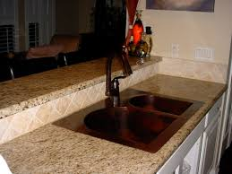 Granite Kitchen Sinks Pros And Cons Kitchen Pros And Cons Of Copper Used In Copper Kitchens Simple
