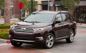 2014 Toyota Highlander: Toyota's redesigned hybrid SUV to debut in ...