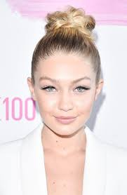 makeup maybelline new york spokesmodel gigi hadid at canada 39 s 100 year anniversary event in toronto