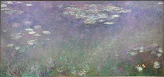 monet preparatory work for the grandes décorations cleveland museum of art