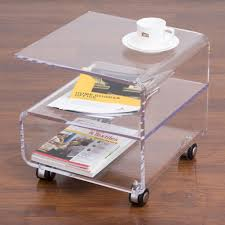 acrylic furniture australia. Acrylic Side Table Awesome Small Cute Clear Furniture Mixed With Australia