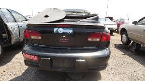 Junkyard Find: 1998 Chevrolet Cavalier Z24 Convertible - The Truth ...