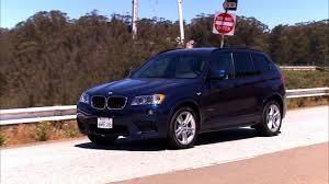 BMW 3 Series 2013 bmw x3 xdrive28i review : 2013 BMW X3 xDrive28i - Video - Roadshow