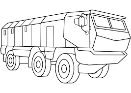 destiny army vehicles coloring pages to and print for