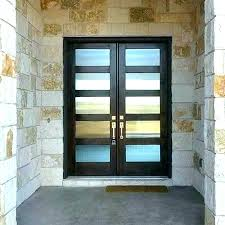 outstanding modern glass exterior doors frosted glass front entry door frosted