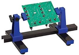 BURNTEC <b>PCB Holder Jig</b> - Securely Holds Printed Circuit: Amazon ...