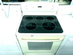 flat stove top flat top stove cleaner flat top stove flat top stove smooth top stoves