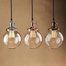 edison bulb hanging light industrial cage light vintage chandeliers
