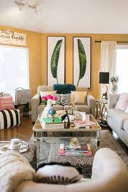 chic living room. Tropical Living Room Makeover Chic