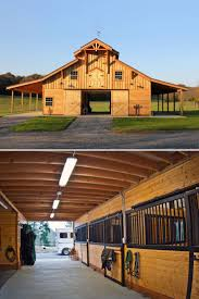 Horse Barn Designs Barn Pros Engineered Building Packages Wood Barn Kits